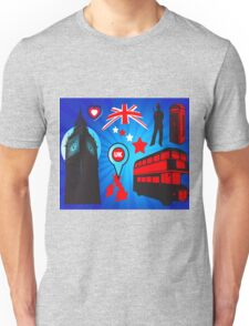 United Kingdom 578 Unisex T-Shirt