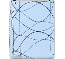 Barby Wire iPad Case/Skin