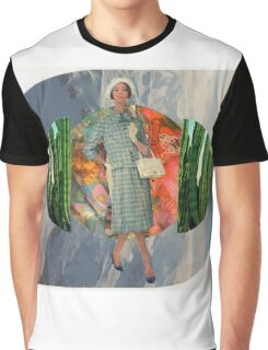 Well Travelled Woman Graphic T-Shirt