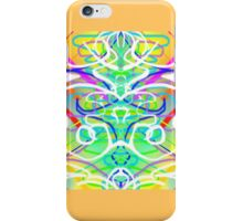 Abstract Symmetry iPhone Case/Skin