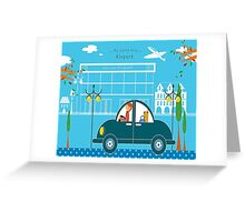 Airport 578 Greeting Card