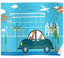 Airport 578 Poster