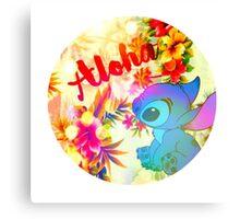 Little Aloha Canvas Print
