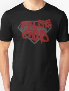 False God (Batman V Superman) Unisex T-Shirt