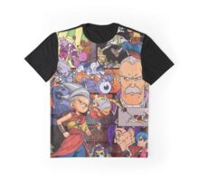 Dragon Quest Monster Graphic T-Shirt