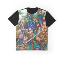Dragon Quest 6 Graphic T-Shirt