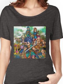 Dragon Quest 6 Women's Relaxed Fit T-Shirt