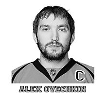 Alex Ovechkin Frame 00025 Photographic Print