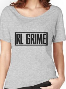 RL GRIME Women's Relaxed Fit T-Shirt