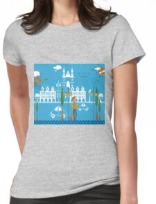 Czech 578 Womens Fitted T-Shirt