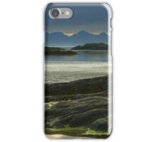 Rum With A Bit Of Eigg iPhone Case/Skin
