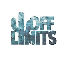 Off Limits Photographic Print