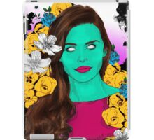 Holland Floral iPad Case/Skin