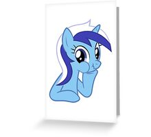 Minuette Greeting Card