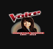 forever in our heart christina grimie the voice  Unisex T-Shirt