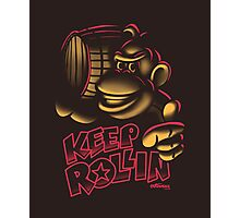 Keep it Rollin' Photographic Print