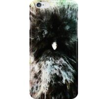 Fancy Chickens:  I Said NO FLUFF! iPhone Case/Skin