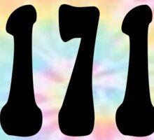 21719 Camp Louise Sticker