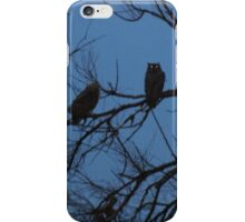 owl eyes iPhone Case/Skin