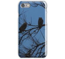 owl eyes iPhone Case/Skin