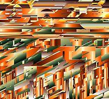 Alien City 3 by pennydigital