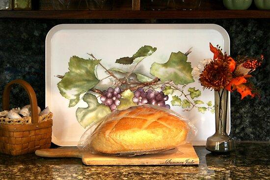 Harvest Time ~ Sour Dough Bread by SummerJade