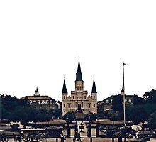 New Orleans Jackson Square by StudioBlack
