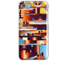 Alien City Forming 5 iPhone Case/Skin