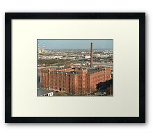 The Arsenal, Vienna II Framed Print