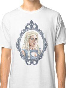 Who Run Westeros? Girls: Daenerys Classic T-Shirt