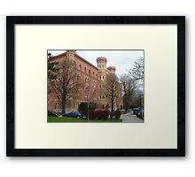 The Arsenal, Vienna Framed Print