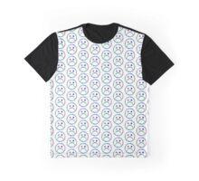 sad face Graphic T-Shirt