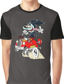 Mickey Fink  Graphic T-Shirt