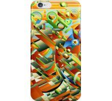 Alien City Spheres 3 iPhone Case/Skin