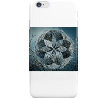 Tree Blossoms Geometric Collage 1 iPhone Case/Skin