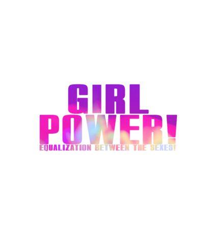SPICE GIRLS/EQUALIZATION (White) Sticker