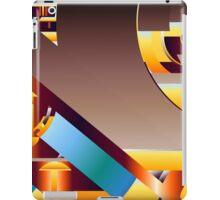 Alien King's Quarters iPad Case/Skin