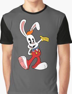 Classic Roger Rabbit Graphic T-Shirt