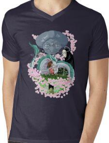 El mundo de Sen Mens V-Neck T-Shirt