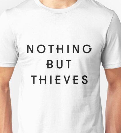 Nothing But Thieves - Black Unisex T-Shirt