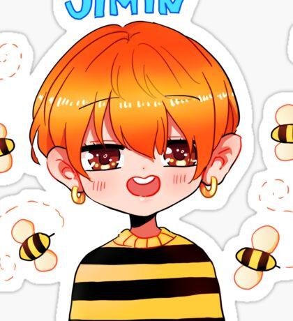 BTS JIMIN BEE Sticker