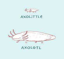 Axolittle Axolotl by Sophie Corrigan