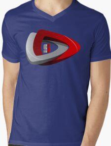 Dota 2 Simplete Logo Shirt Mens V-Neck T-Shirt