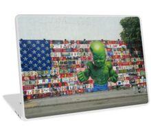 Hulk and America Laptop Skin