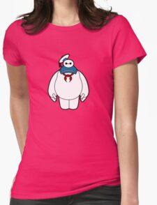 Bay Puft Womens Fitted T-Shirt