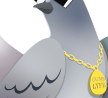 Birds of a Feather Sticker