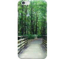 Walk in the Forest iPhone Case/Skin