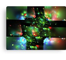 Delta Green Aquarids Canvas Print