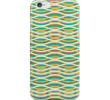 Seamless Grunge Waved Background iPhone Case/Skin