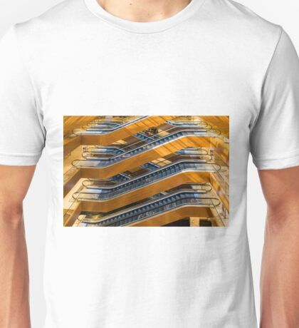 Modern Escalators Unisex T-Shirt
